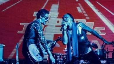 Foto de A banda TonRock sobe ao palco do Didge Steakhouse Pub
