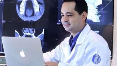 Foto de Dr.Esdras Guimarães, dentista, é destaque em tratamento e referência em atendimento em Aracajú