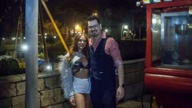Foto de Roger Hideo deslumbra famosos na festa de Gabi Lopes