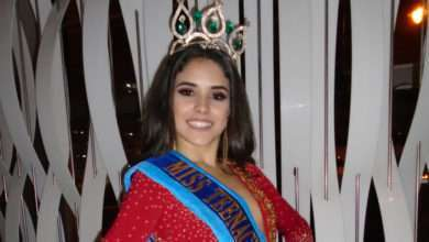 Foto de Julia Hemza é eleita Miss Teenager Internacional em concurso no Equador