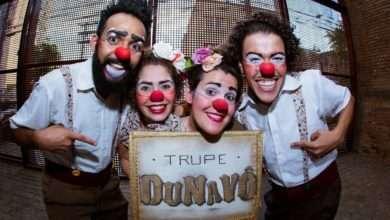 Foto de Festival Risadaria tem Trupe DuNavô como parte da programação de férias