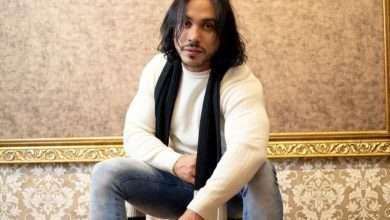 Foto de Campanha publicitária mostra sensualidade do modelo e ator Ricardo Dias