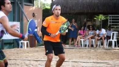 Foto de Vinicius Chaparro disputará torneios importantes de Beach Tennis na Europa
