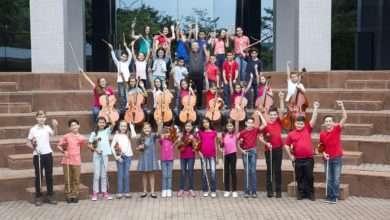 Foto de Academia ICore de Música Começa a Tomar Forma  um Projeto de Excelência
