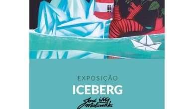 "Foto de José Malinoski Apresenta Exposição ""Iceberg"" no Garten"