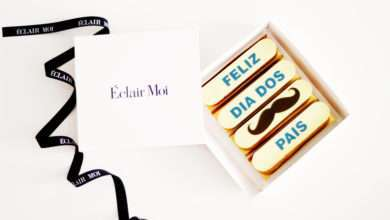 Foto de Dia dos pais chegando e chocolate  pode ser uma opção de presente