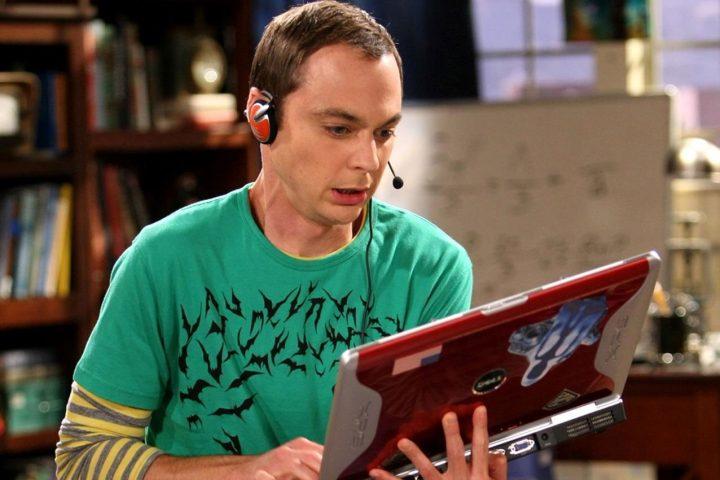 Big Bang a Theory - Sheldon Cooper (Jim Parsons)