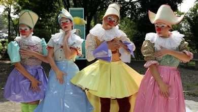 Foto de Circo di SóLadies  apresenta o mais novo espetáculo Choque-Rosa em São Caetano do Sul