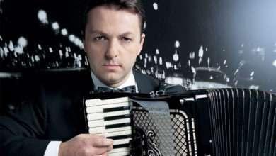 Foto de Circolo Italiano San Paolo recebe acordeonista erudito italiano Mirco Patarini
