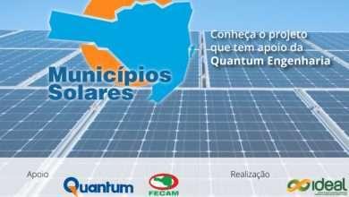 Foto de Economia – Projeto Municípios Solares percorre Santa Catarina