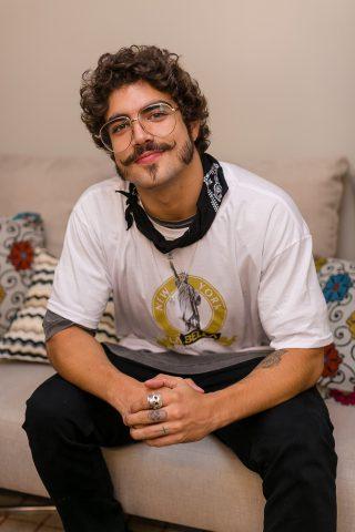 Caio Castro Volta a Porto Alegre para o La Bella Tokio
