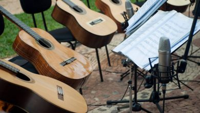 Foto de Camerata de violões da EMESP Tom Jobim se apresenta em São Paulo