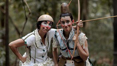Foto de Espaço Cultural Circo do Asfalto recebe o grupo Las Cabaças