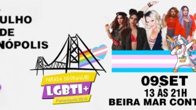 Foto de Parada do Orgulho LGBT 2018 está confirmada em Florianópolis