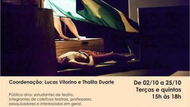 Foto de Grupo Pandora de Teatro ministra  Oficina Cultural Oswald de Andrade