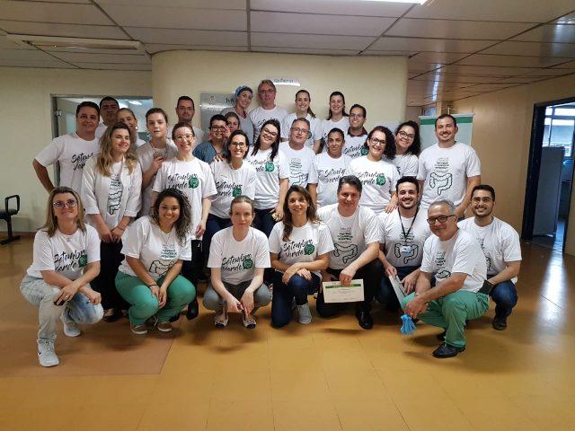 Setembro Verde trouxe serviços de saúde pública para os catarinenses