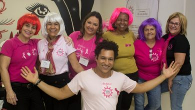 Foto de Rede Lúcio Matias apoia evento em homenagem ao Outubro Rosa
