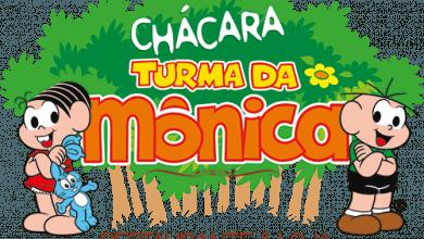 Foto de Mônica e Cebolinha animam o Dia das Crianças    na Chácara Turma da Mônica