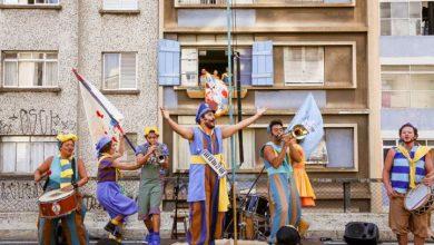Foto de Grupo Esparrama ocupa CEU Pimentas com ações gratuitas para todas as idades