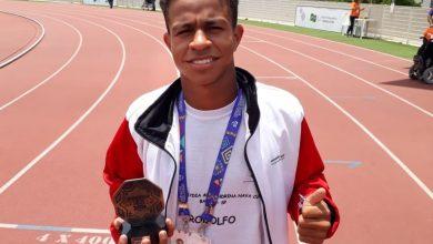 Foto de Atleta da ABDA conquista 2 ouros nas Paralimpíadas Escolares