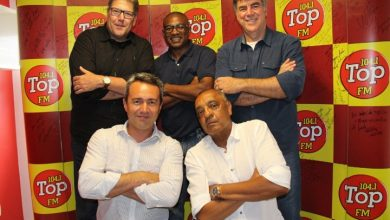 Foto de Programa – Os Tops da Bola – estreia em janeiro pela TOP FM