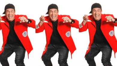 Foto de Especial de Natal com Sergio Mallandro apresenta Stand Up Comedy – Terapia da Alegria