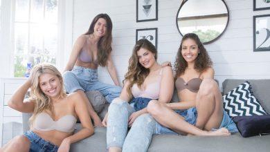 Foto de 2 Rios Lingerie lança nova coleção de inverno para mulheres reais