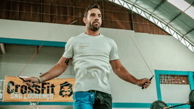 Foto de O atleta Fabio Dechichi começa 2019 como bicampeão do Game São Lourenço