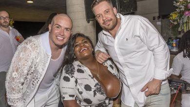 Foto de Jojo Todynho e Gilmelândia agitam festa do branco em mansão de empresários em Campinas