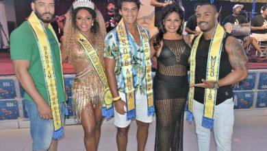 Foto de Bloco Pré-Carnavalesco na orla da Barra da Tijuca agita Cidade Maravilhosa