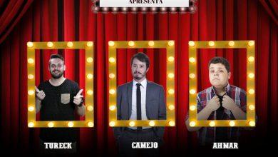 Foto de Victor Camejo comanda stand-up com mais dois comediantes no Didge Comedy