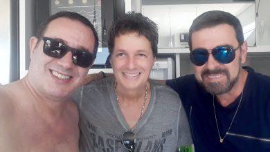 Foto de Fernando Moreira Simões Jr recebe amigos