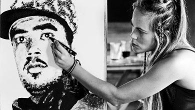 Foto de Galeria do Rock recebe exposição de Prila Maria sobre cultura underground
