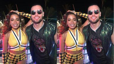 Foto de Jerry Smith estreia em grande estilo no carnaval de Salvador