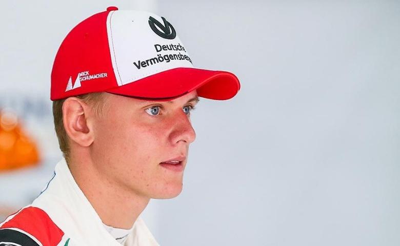 Mick Schumacher se diz 'totalmente confiante' antes de teste pela Ferrari na F-1 - Foto Stephanie Lecocq - Reuters