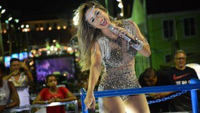 Foto de Luana Monalisa transpira beleza e sensualidade na última noite oficial do Carnaval