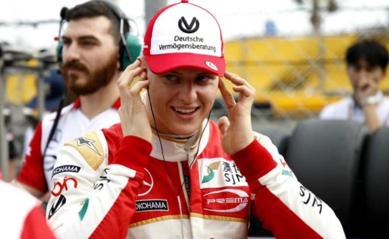 Mick Schumacher se diz 'totalmente confiante' antes de teste pela Ferrari na F-1 - Foto Auto Sport
