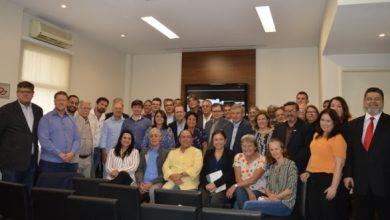 Foto de Abav nacional reúne diretoria e presidentes estaduais
