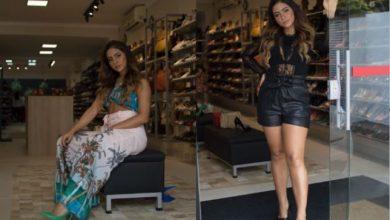 Foto de Catherine Bascoy reinaugura loja conceito da Cisi Calçados