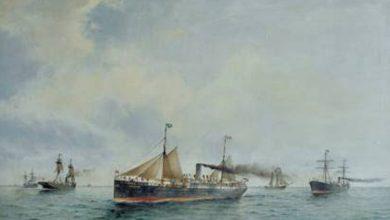 Foto de Maritime Museum de Hamburgo assinam acordo para exposição