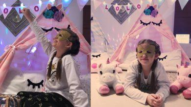 Foto de Festa do pijama reúne amigas de Lorena Queiroz em sua casa