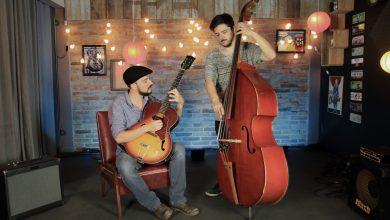 Foto de Do Blue ao Jazz com Leo Maier e Caio Fernandes