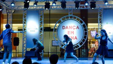 Foto de Dança em Cena apresenta-se no Floripa Shopping