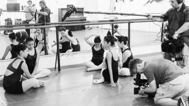 Foto de Cineasta alemã dirige filme no Brasil sobre Cia Ballet de Cegos