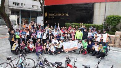 Foto de Pedal voluntário movimentará capital paulista