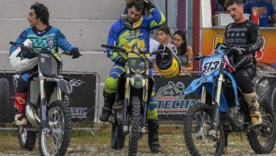 Foto de O piloto de FreeStyle Motocross Tatá Pelegrino dá show na Technic Fest!