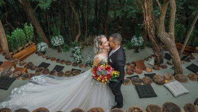 Foto de Brasil tem espaço único para casamentos