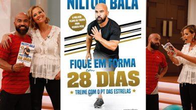 Foto de Nilton Bala  personal trainer brasileiro faz sucesso em Portugal