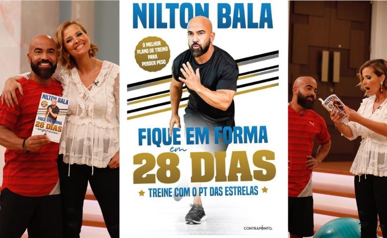 Nilton Bala personal trainer brasileiro faz sucesso em Portugal
