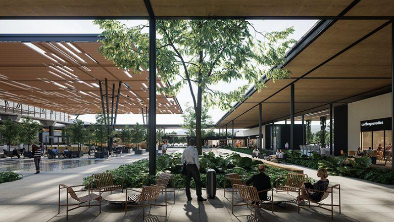 Boulevard 14/32 novo empreendimento do Floripa Airport